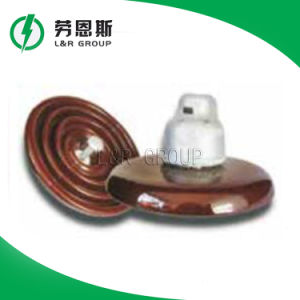 Porcelain Disc Insulator for High Voltage pictures & photos