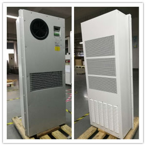 4000W Compact Plate Type AC Powered Air Conditioner    Outdoor Cabinet Use