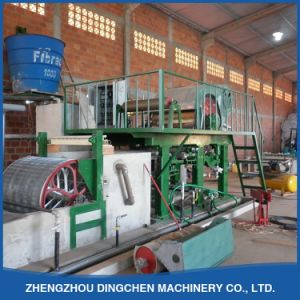 Hot Selling Small Size 2tons Per Day Pocket Facial Tissue Paper Machine/Toilet Paper Making Plant From China pictures & photos