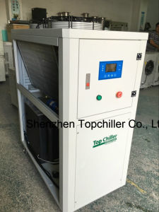 12.5kw Air Cooled Portable Chiller Unit for CO2 Laser Cutting