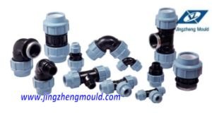 PP Compression Fitting Coupler Mold pictures & photos