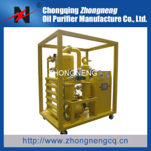 Customer-Favored Double Stage Vacuum Used Oil Purifier/Oil Purification Machine pictures & photos