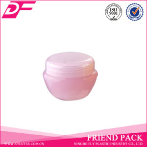 More Size Colorful Plastic Cosmetic Liquid Jar