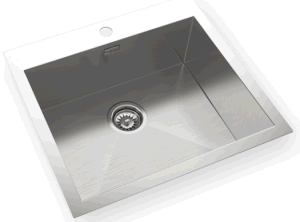 China Europe Style Stainless Steel Top Mount Kitchen Sink - China ...