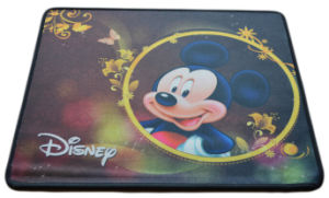 Cartoon Overlocked Mouse Pad Mouse Mat