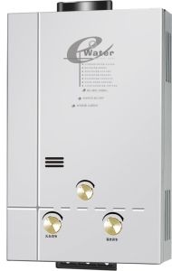Flue Type Instant Gas Water Heater/Gas Geyser/Gas Boiler (SZ-RS-28)