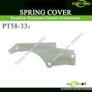 Komatsu Gasoline Chainsaw Part Spare Parts 42cc 52cc 58cc 4500 5200 5800 Plastic Parts Spring Cover