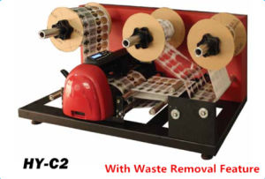 Special Shape Label Cutter with Waste Removal Feature (HY-C2) pictures & photos