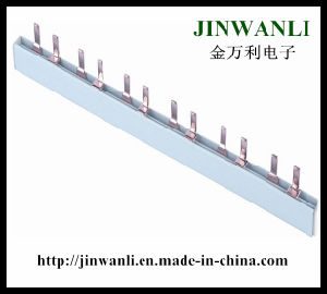 Terminal Block Connector Pin Type Copper Busbar 63A MCB pictures & photos