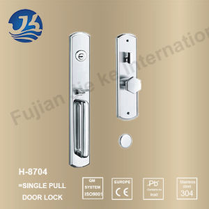 Stainless Steel 304 Handle Lock with American Lock (H-8704)