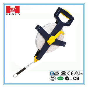 Hexun Competitive Price Measuring Tape for Length 20-100 Meter