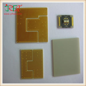 Ain Ceramic Plate Aluminium Nitride Ceramic for Electronic Semiconductor Component pictures & photos