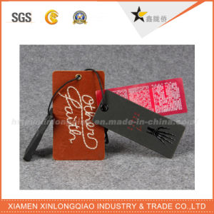 Hot Sale Custom Design Wholesale Paper Hang Tag pictures & photos