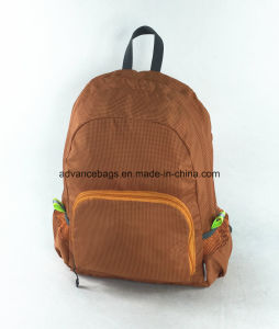 Fashion Foldable School Travel Sport Backpack in Good Quality pictures & photos