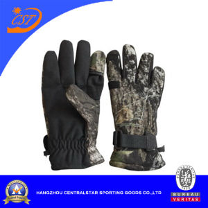 Fashion Adjustable Elastic Camo Gloves (CMOG08)