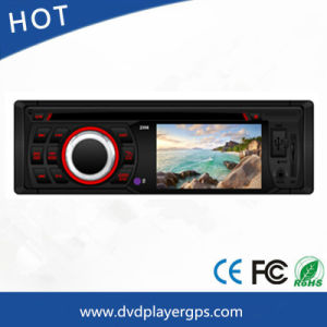 3.0 Inch Car MP3 Player/CD Player with Fixed Panel
