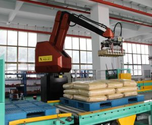 Bag Palletizing Robot (XY-130) Robotic Palletizer pictures & photos
