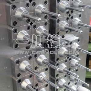 20 Cavities Test Tube Mould for Plastic Injection Mould