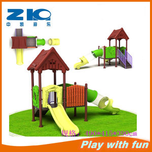 Children Playground Equipment Plastic Toy for Park pictures & photos