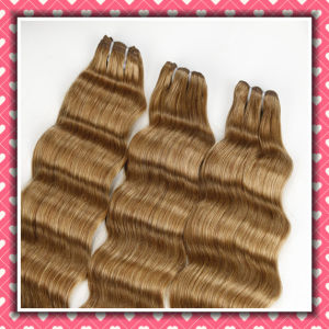 Bundle Brazilian Human Hair Weft Loose Deep 18inches pictures & photos