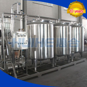 Yogurt Process Factory Cleaning Cip System pictures & photos
