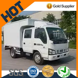 Qingling 600p 2765 Double Cab Light Truck