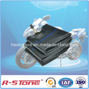 High Quality Natural Motorcycle Inner Tube2.75-17 pictures & photos