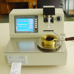 Automatic Cleveland Open Cup Flash Point Tester, Astmd92, Flash Point Tester (RAY-3536A) pictures & photos
