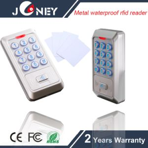 125kHz RFID Em Card Reader with Waterproof Metal Housing pictures & photos