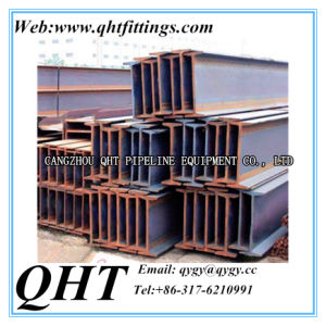 Hot Dipped Galvanized Steel Structure H-Beam