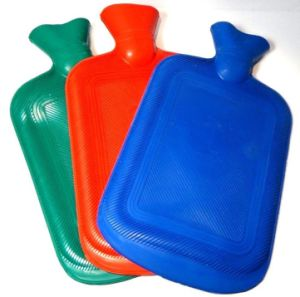 Thick Rubber Hot Cold Water Bottle Bag pictures & photos