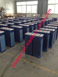2V770AH OPzS Battery, Flooded Lead Acid battery that Tubular Plate UPS EPS Deep Cycle Solar Power Battery VRLA Battery 5 Years Warranty, >20 years Life pictures & photos