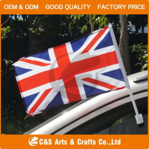 Good Decoration for Car Window, Car Flags pictures & photos