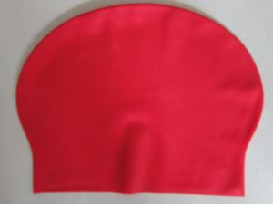 Cheapest Price Latex Swimming Cap for Adult and Kids pictures & photos