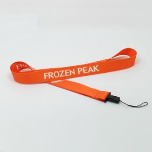 OEM Specially Design Silk-Screen Lanyard pictures & photos