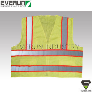 ER8212 Reflective Safety vest Working vest Hunting vest pictures & photos