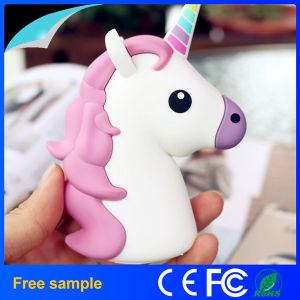2016 China Wholesale Cartoon PVC Emoji Power Bank