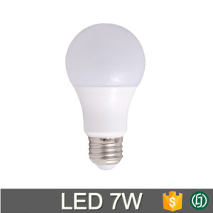 2015 Hot Sale AC85-265V A60 7W LED Bulb