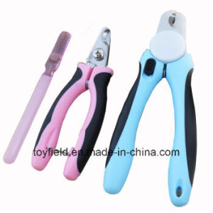 Dog Grooming Product Scissor Trimmer Pet Nail Clipper pictures & photos