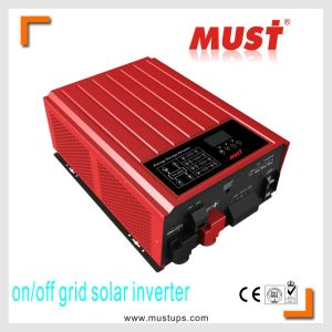 3000W Low Frequency on/off Grid Combined Hybrid Solar Inverter pictures & photos