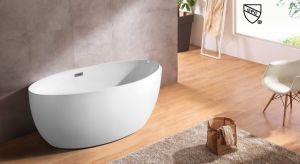 Freestanding Acrylic Bathroom Accessories Bathtub With Certification