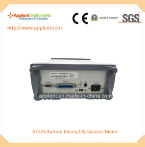 Battery Internal Resistance Tester with Measurement Range 1micro Ohm-3k Ohm (AT526) pictures & photos