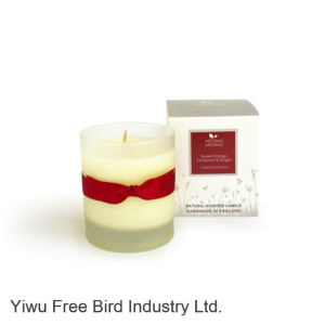 Wholesale Colorful High Quality Best Sale Customized Aroma Scented Candle