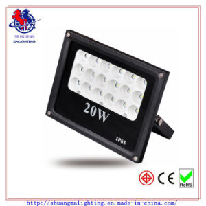 New Model 2835/3030 SMD 20W LED Flood Light