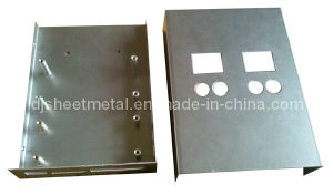 Custom Fabricate Stainless Steel Metal Aluminum Enclosure pictures & photos
