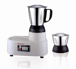 Geuwa 500W Stainless Steel Jar Dry & Wet Electric Power Blender KD-698 pictures & photos