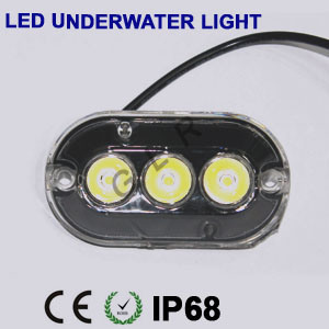 Underwater Light for Boat and Yacht