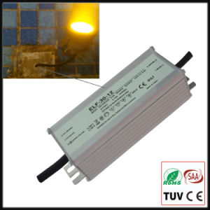 30W Constant Current Waterproof IP67 LED Driver with Ce/RoHS pictures & photos