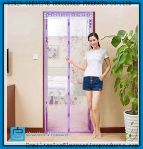 2017 Magnetic Screen For Doors Fiberglass Insect Screen Screen Door Cover