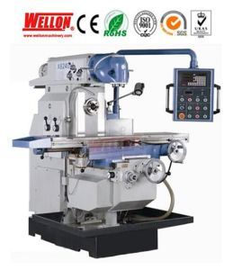 Universal Milling Machine with CE Approved (Universal Milling X6240) pictures & photos